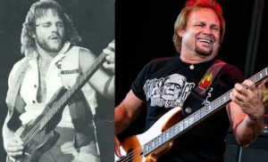 Michael Anthony now and then