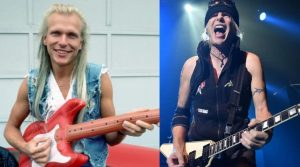 Michael Schenker now and then