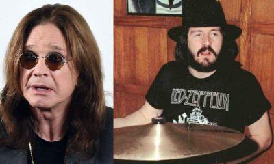 Ozzy Osbourne John Bonham