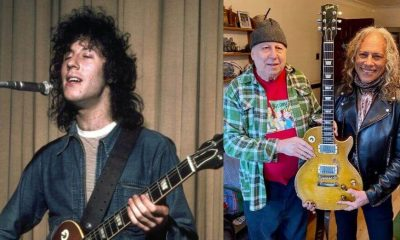 Rockstars reaction peter green