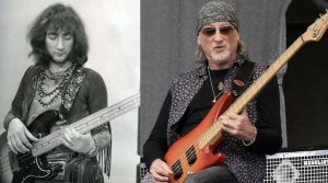 Roger Glover now and then