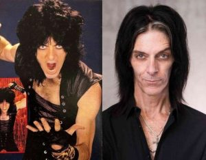 Steve Riley now and then
