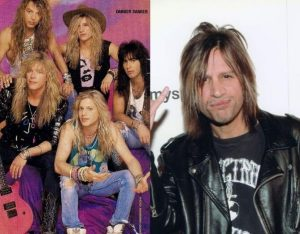 Steve West now and then