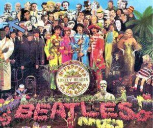 Stuart Sutcliffe on Sgt Pepper