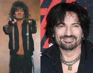 Tommy Lee now and then
