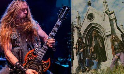 Zakk Wylde Black Sabbath