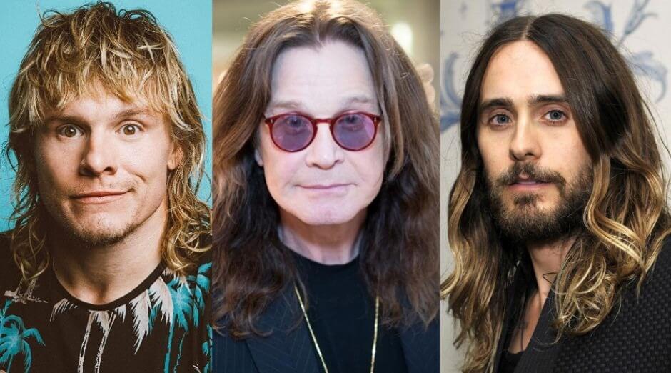 Actors Ozzy Osbourne biopic