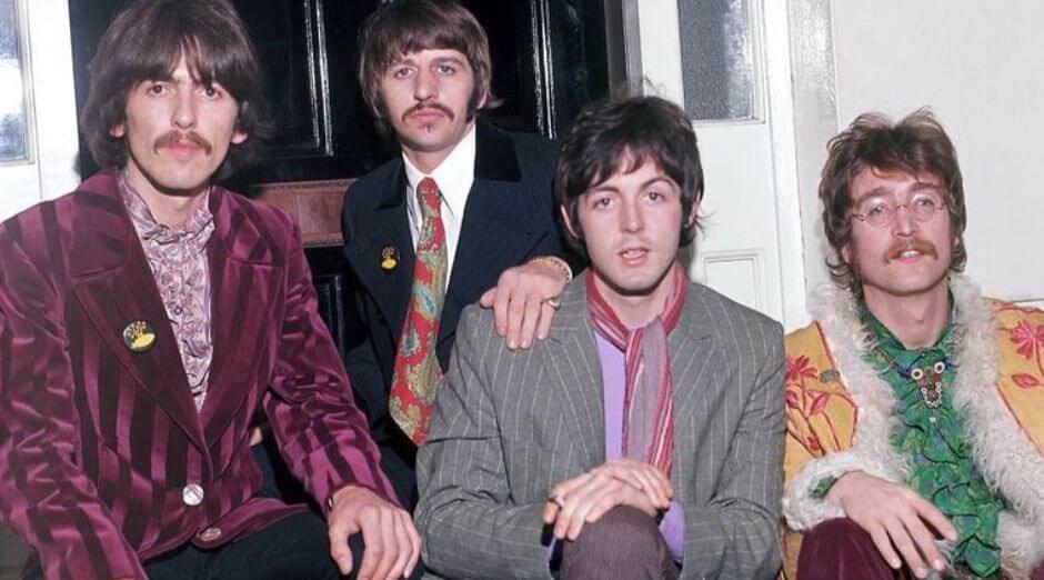 Beatles sued