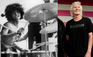 Don Brewer now and then