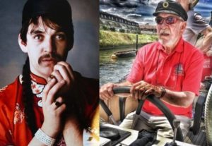 Gary Brooker now and then