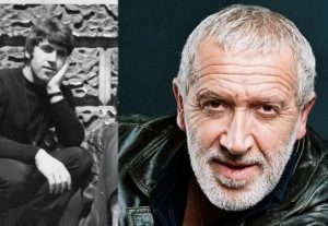 Gordon Haskell now and then