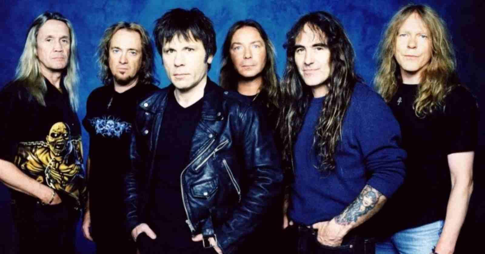 Iron Maiden 90s