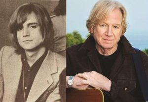 Justin Hayward now and then