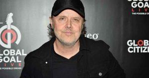 Lars Ulrich drummer