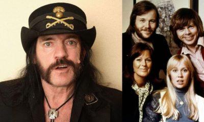 Lemmy Kilmister Abba