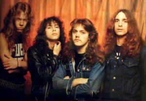 Metallica beginning