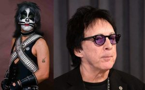 Peter Criss now and then