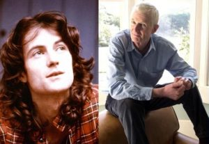 Peter Hammill now and then