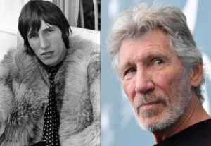 Roger Waters now and then