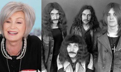 Sharon Osbourne Black Sabbath
