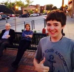 Warren Buffett Paul McCartney selfie