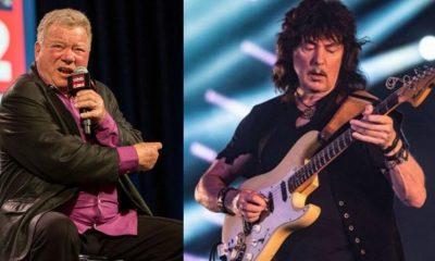 William Shatner Ritchie Blackmore