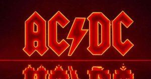 AC/DC logo 2020