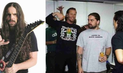 Andreas Kisser Metallica
