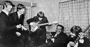 Beatles and Fats Domino