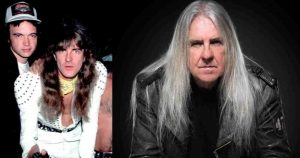 Biff Byford now and then
