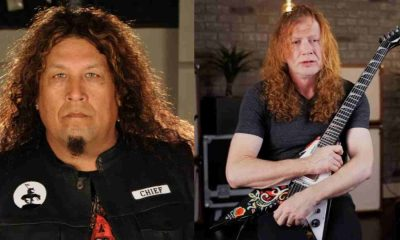 Dave Mustaine Chuck Billy