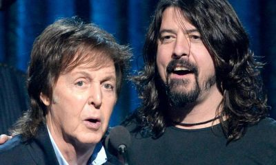 Dave Grohl Paul McCartney