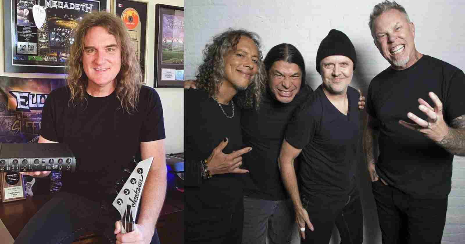 David Ellefson Metallica