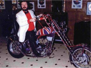 John Bonham bike