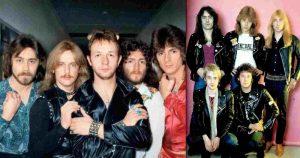 Judas Priest Iron Maiden
