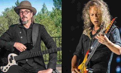 Les Claypool Kirk Hammett