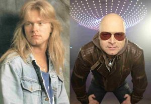 Michael Kiske now and then