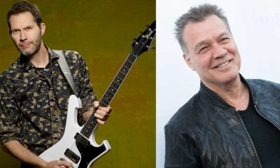 Paul Gilbert Van Halen