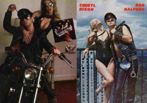 Rob Halford girls