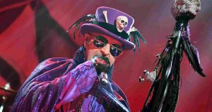 Rob Halford purple