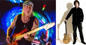 Roger Glover says Gary Moore was an absolute force of nature