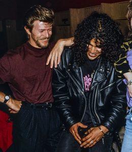 Slash David Bowie