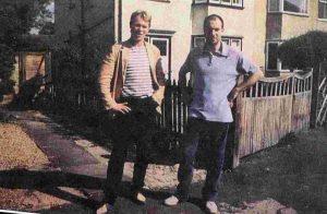 Syd Barrett 1982