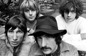 Syd Barrett Nick Mason