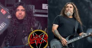 Tom Araya now and then