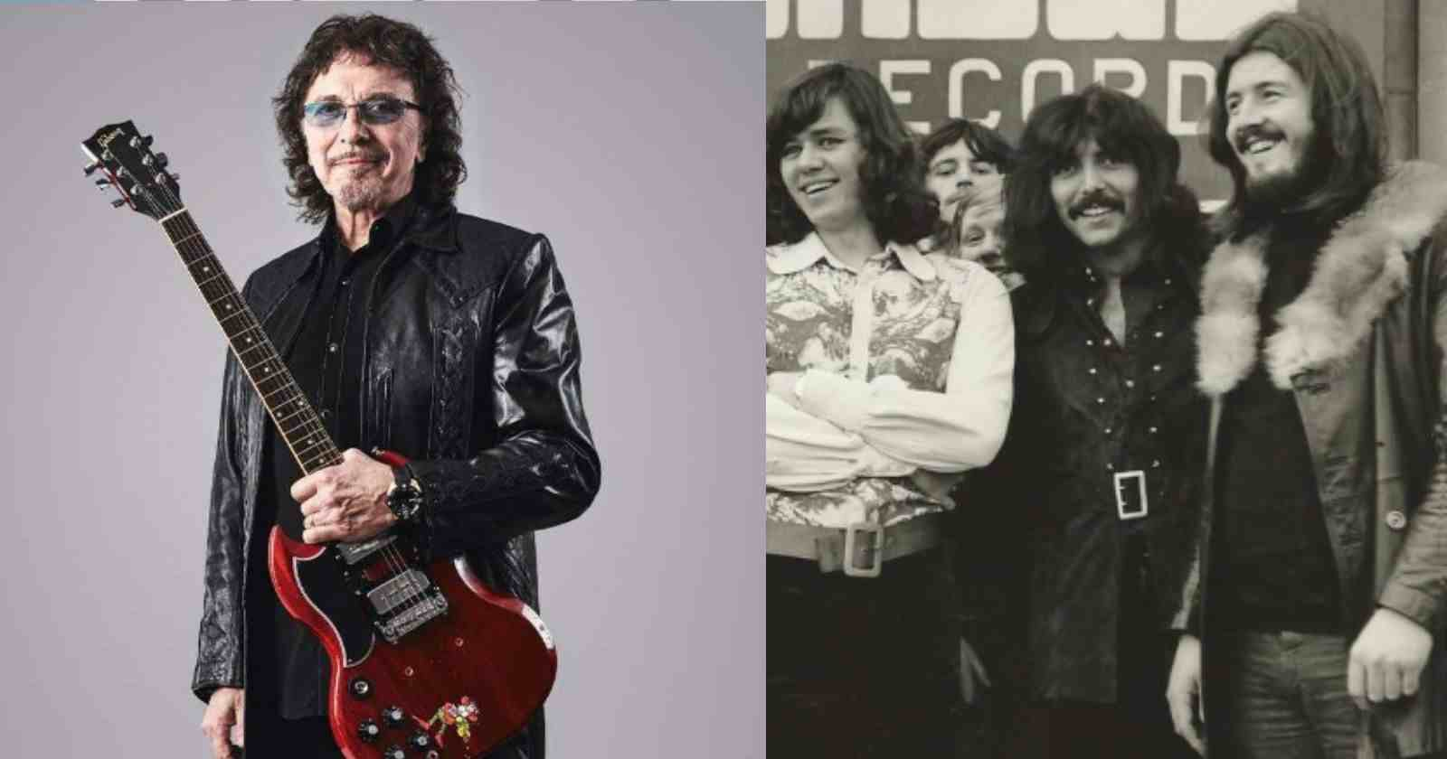 Tony Iommi John Bonham