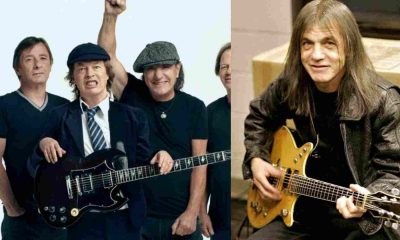 AC/DC Malcolm Young