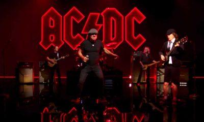 AC/DC shot in the dark