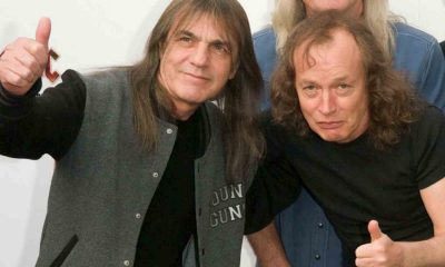 Angus Young Malcolm Young
