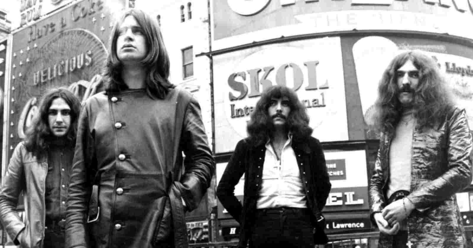Black Sabbath beginning